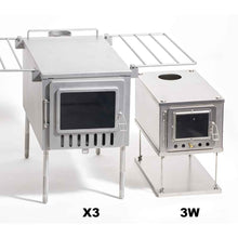 X3 vs 3W Wood Stoves