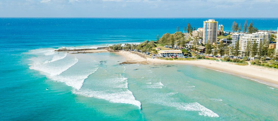 Coolangatta on the Gold Coast Part I - Accommodation for Families
