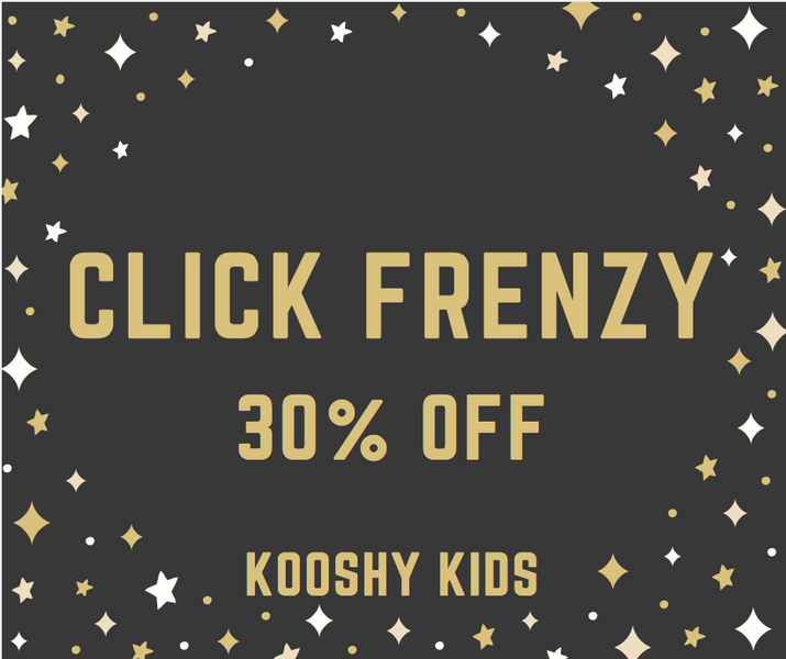 Click Frenzy ~ 30% OFF