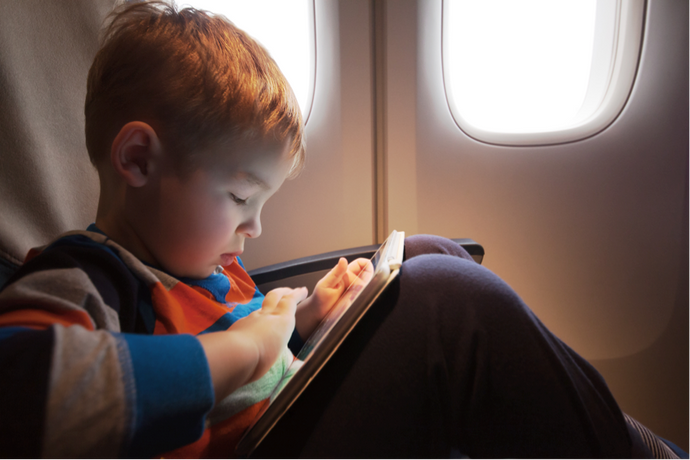 Keeping Kids Entertained – Travel friendly toys and games