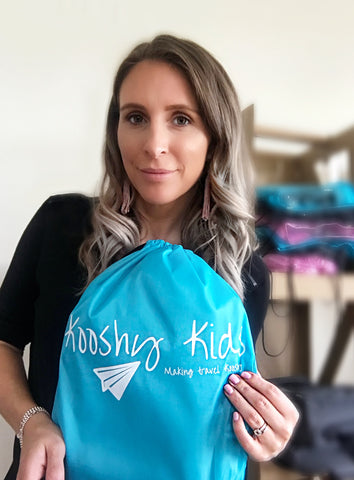 Kooshy Kids Founder Louisa Williams