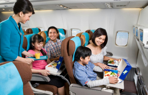 Kooshy Kids Garuda Indonesia