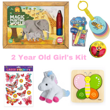 *Kooshy Kids Family Passport Wallet with USB Charger - Kooshy Kids