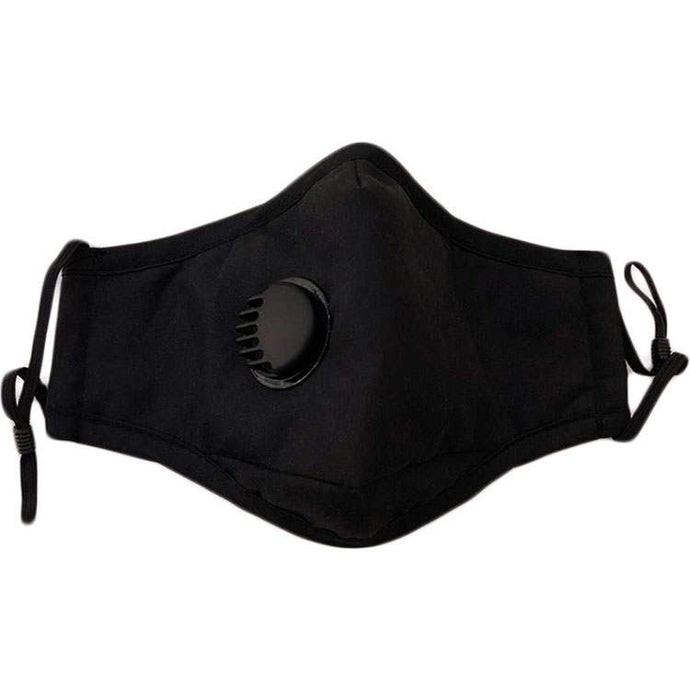 Reusable Face Mask -Various Designs - WITH VALVE - Adult (Unisex)