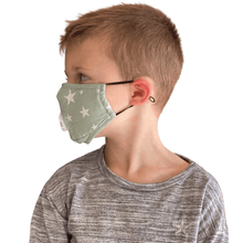 Child Reusable Face Mask With Valve - (3 years-12 years)