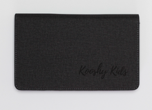 *Kooshy Kids Family Passport Wallet with USB Charger