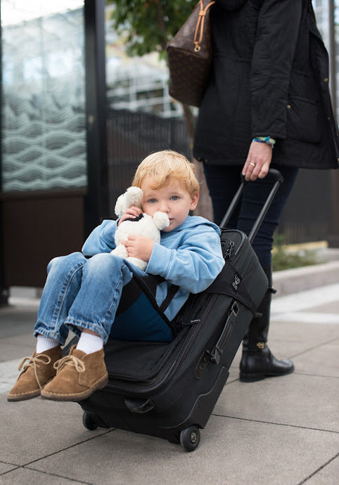 *Lugabug (Child Travel Seat) - Kooshy Kids