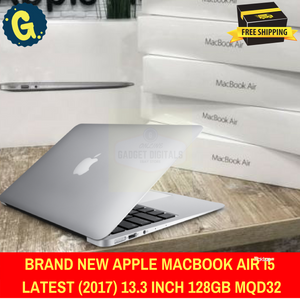 Brand New Apple Macbook Air (2017) Latest i5 128GB Laptop