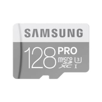 New Samsung Pro Micro SD-Card 128 GB Memory Card