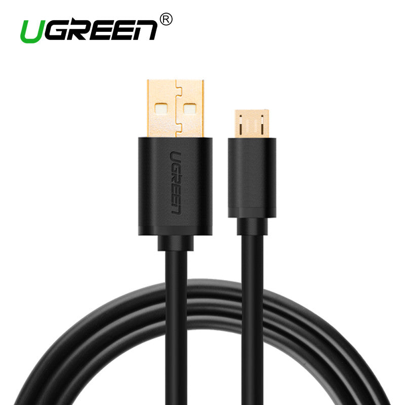 Ugreen Micro USB Cable 5V 2A Micro USB Charge Cable 3m Fast Data Sync Charger Cable