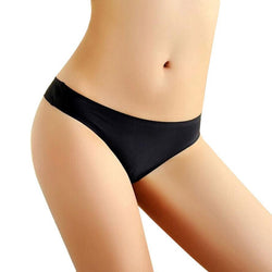 2016 Women Invisible Sexy Underwear Thong Cotton Spandex Seamless Panties Crotch Thermal Underwear Women Shorts YL15