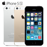 Apple iPhone 5S Unlocked Mobile Available in Phone Gold-Black&Silver