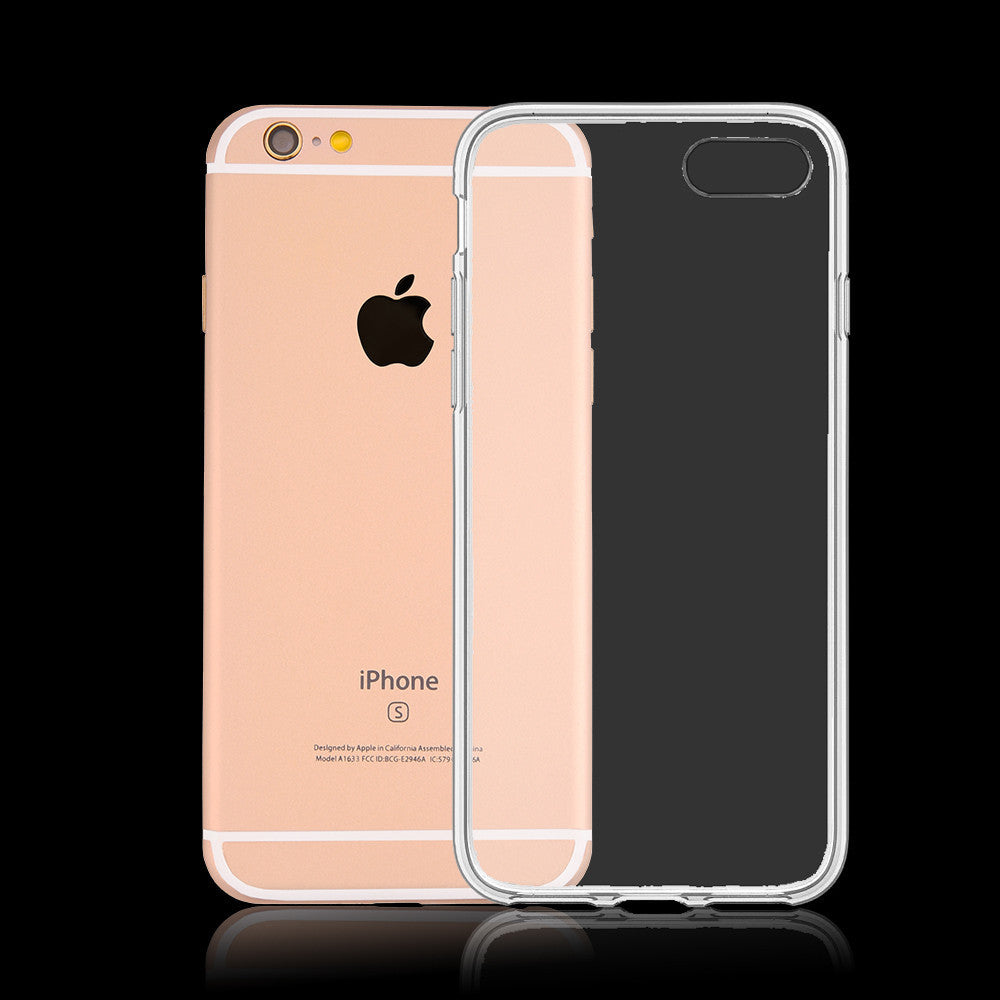 Ultra Thin Case For iPhone Models