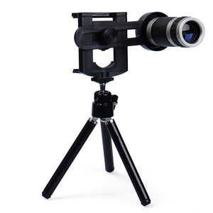 Mobile Phone Lens Universal 8X Zoom Telephoto Lenses for Smartphone