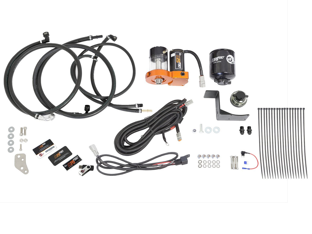 AFE DFS780 Diesel Fuel System for 2008-2010 Ford 6.4L Powerstroke