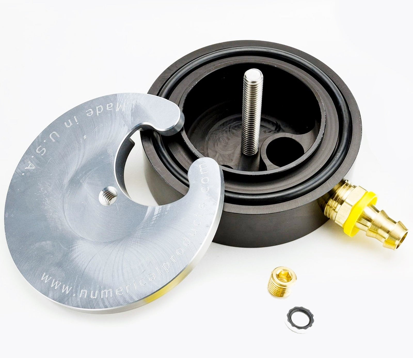 Fuel Tank Sump Kit For Fass Airdog Fuelab Pump Duramax Powerstroke Filter Replacement Cummins