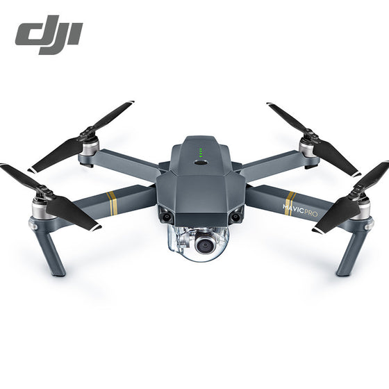 DJI Mavic Pro RC Quadcopter 4K HD Camera 3 Axis Gimbal 7 KM 1080p HD Video Recording Remote Control 12 Channels Camera Drones