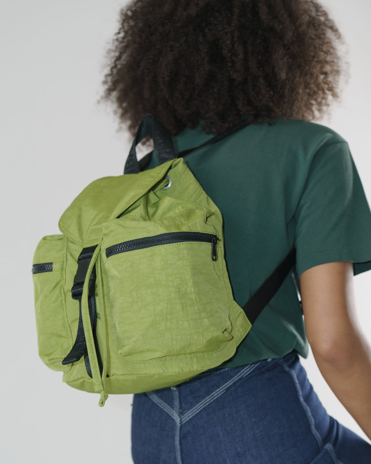 Small Sport Backpack - Green Apple