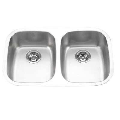 KATO® - KOKO 29 Double Bowl Kitchen Sink