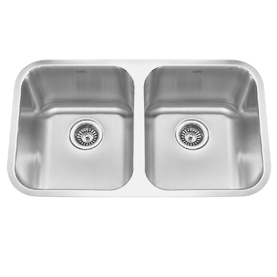 KATO® KIVO - 31 Double Bowl Kitchen Sink