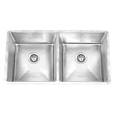 KRUGER® PICO - HG2 Double Equal Bowl Kitchen Sink