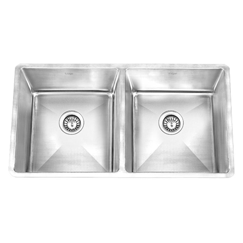 PICO - HG2 Double Equal Bowl Kitchen Sink
