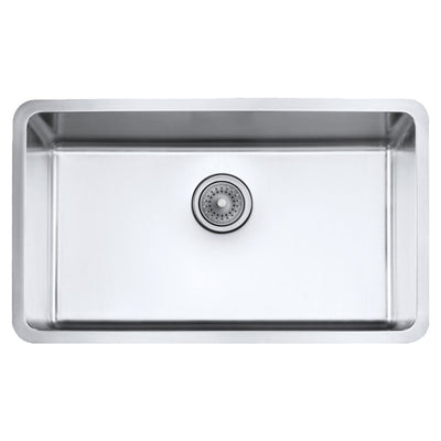 KATO® - KAWAI 30 Single Bowl Kitchen Sink