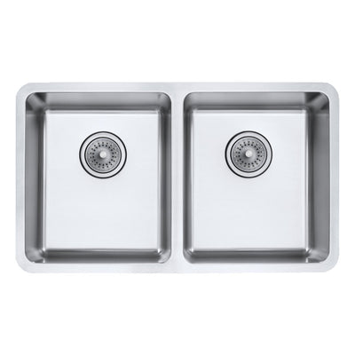 KATO® - KONA 32 Double Equal Bowl Kitchen Sink