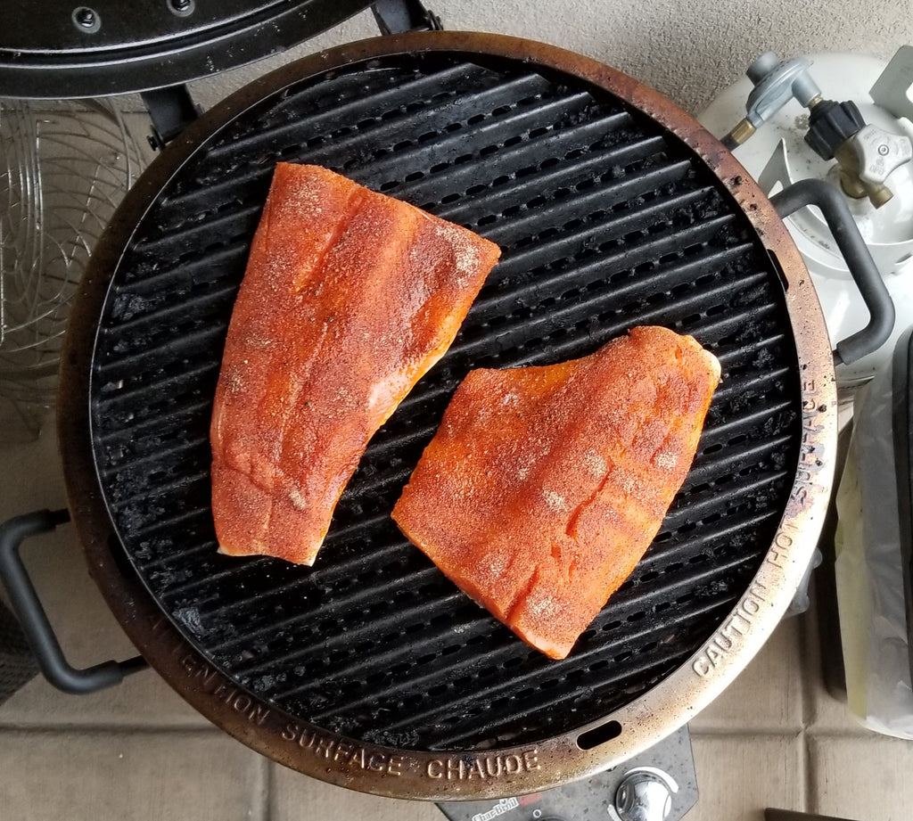 salmon grilling tips