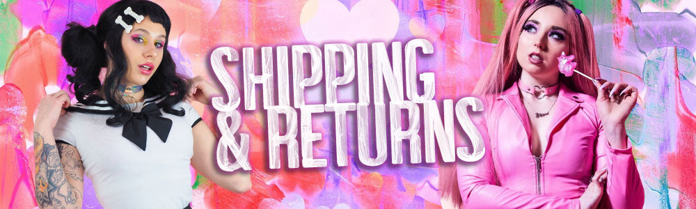 DDLGWorld Shipping & Returns