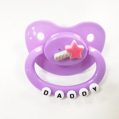 ABDL Adult Pacifier Daddy DDLGWorld adult pacifier