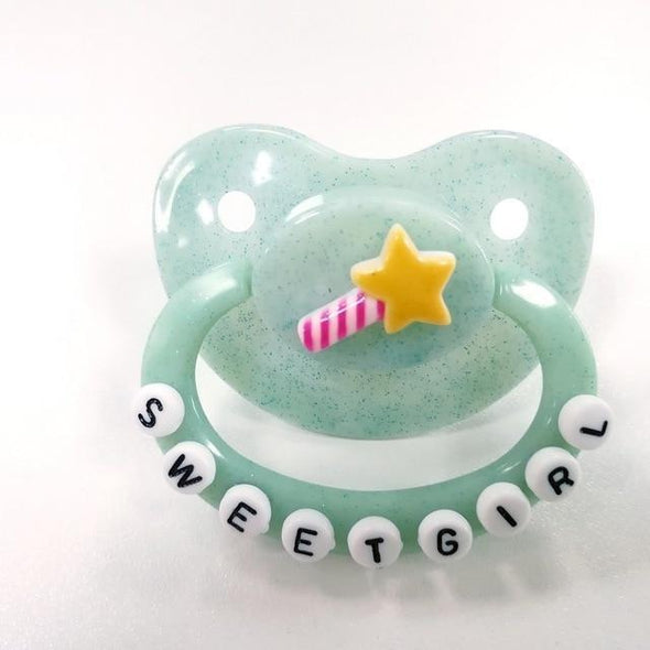 ABDL Adult Pacifier Sweetgirl DDLGWorld adult pacifier