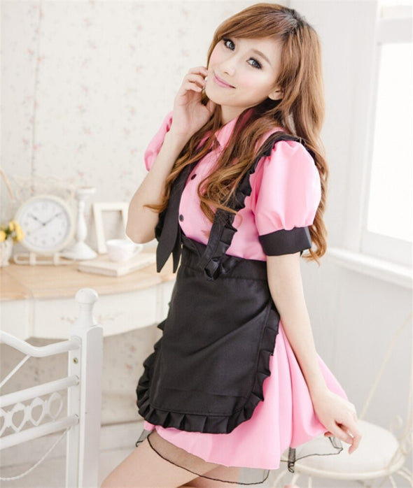 Anime Style French Maid Dress/Costume DDLGWorld costume