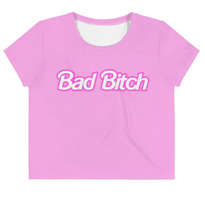 Bad Bitch Crop Top DDLGWorld