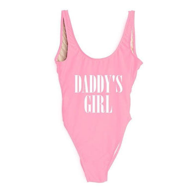 DADDY'S GIRL One Piece Swimsuit DDLGWorld swimsuit