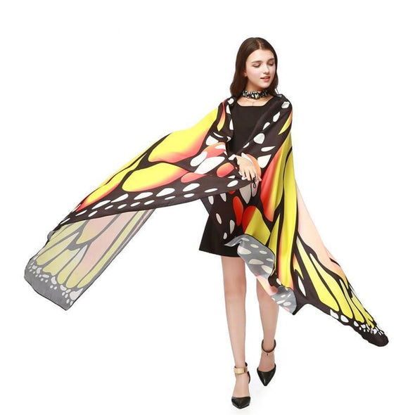 Festival Butterfly Wings - 8 Colors DDLGWorld Butterfly Wings