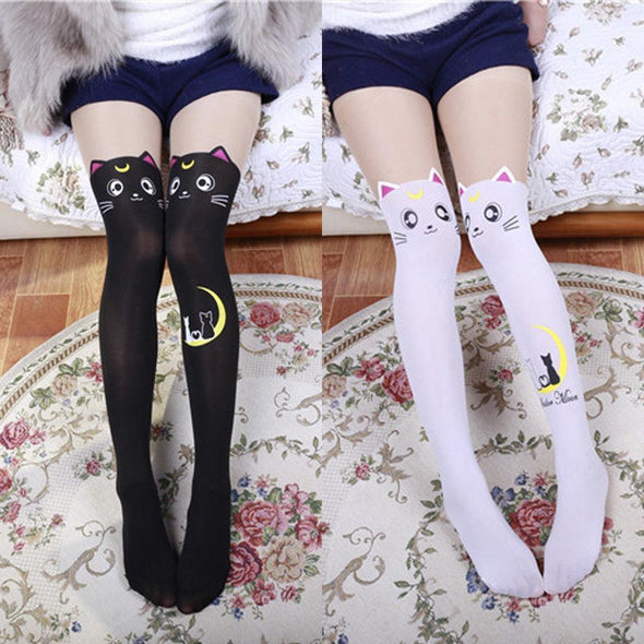 Neko Kitten Socks / Stockings DDLGWorld stockings