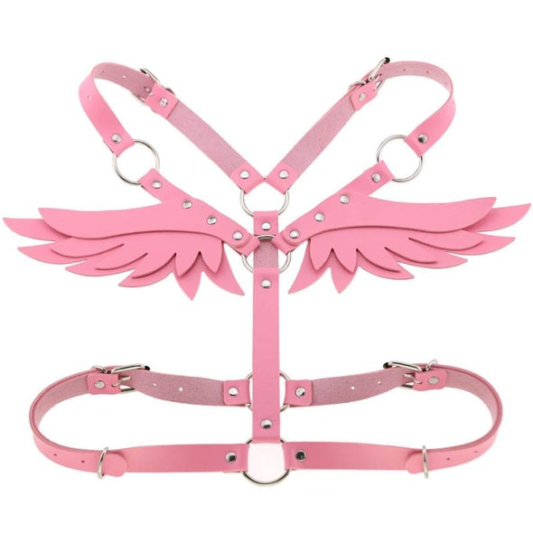 Pastel Angel Body Harness (4 Colors) DDLGWorld harness