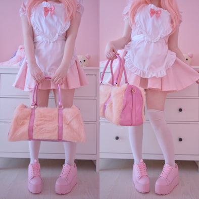 Pastel Princess Weekender Bag DDLGWorld bag