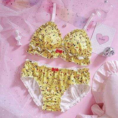 Pika Lingerie Set DDLGWorld lingerie set