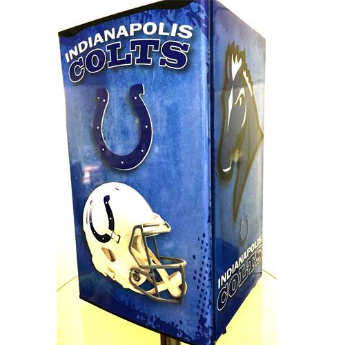 Indianapolis Colts Fridge