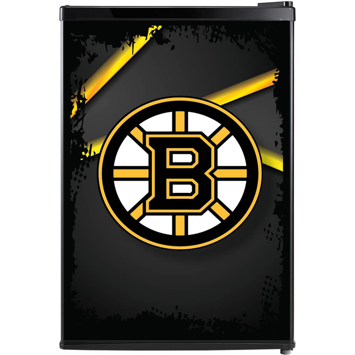 Boston Bruins Fridge Fridge, Custom Fridge Decals