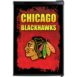 Chicago Blackhawks Fridge