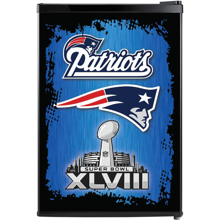 New England Patriots Fridge