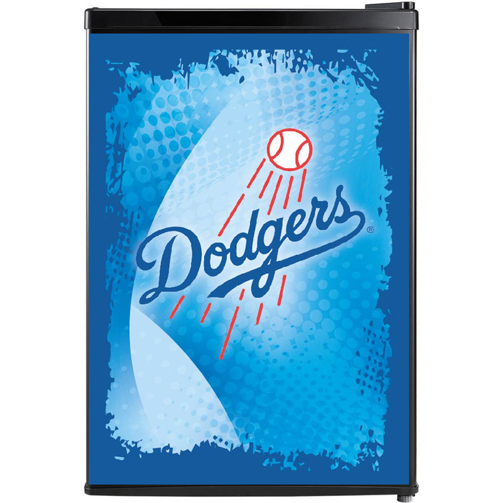 LA Dodgers Fridge