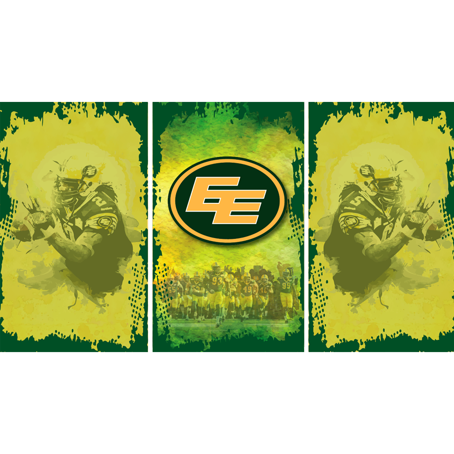 Edmonton Eskimos Fridge, Edmonton Eskimos Beer Fridge, Edmonton Eskimos Mini Fridge, Edmonton Eskimos Fridge Decals, Custom Fridge Wraps, Fridge Decals