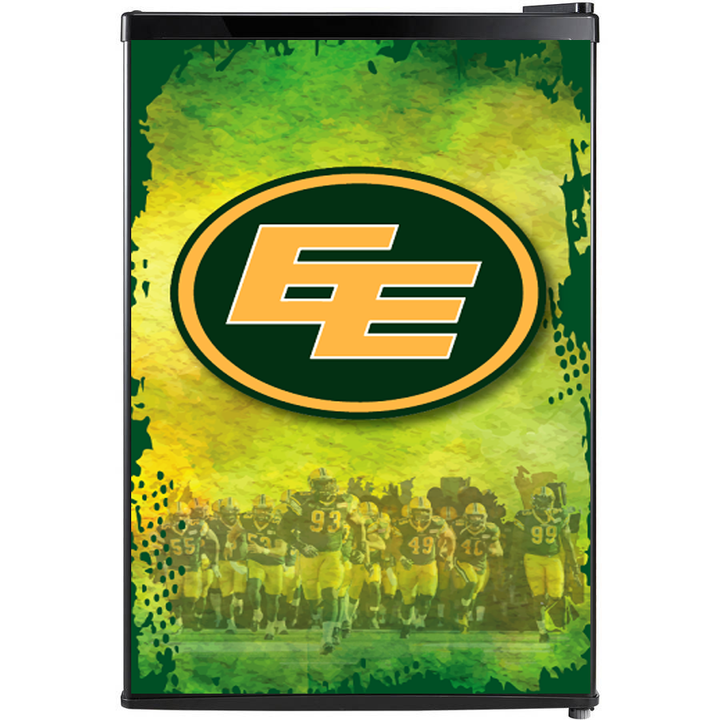Edmonton Eskimos Fridge