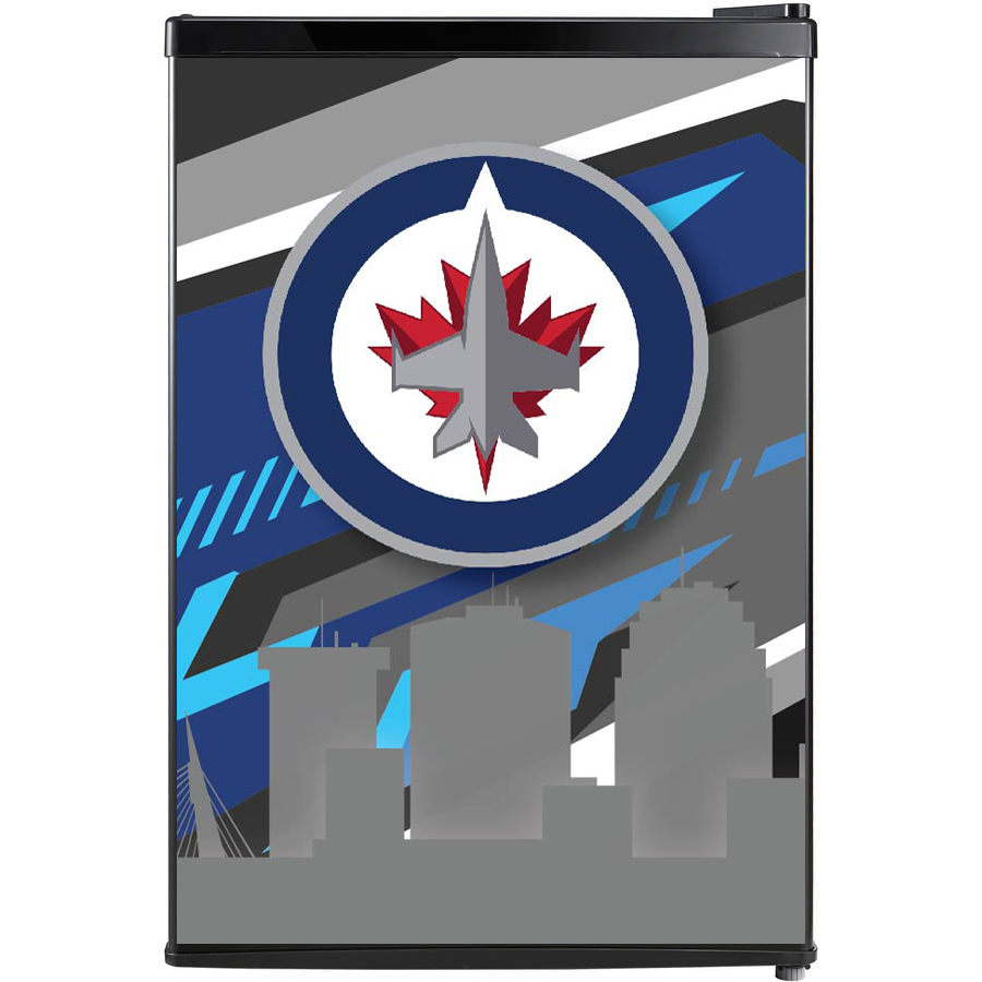 Winnipeg Jets Fridge