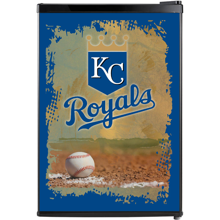 Kansas City Royals Fridge