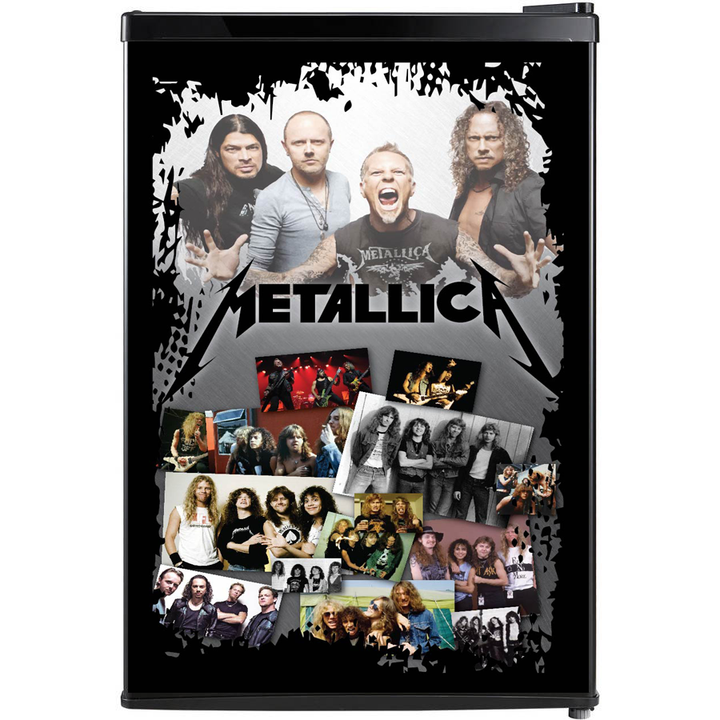 Metallica Fridge